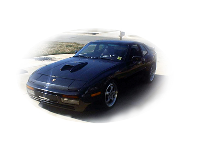 1987 Porsche 944S with Chevy 400ci V8